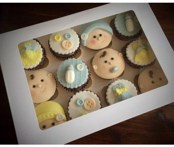 Baby Showers North London ~ Baby shower peace of cake london