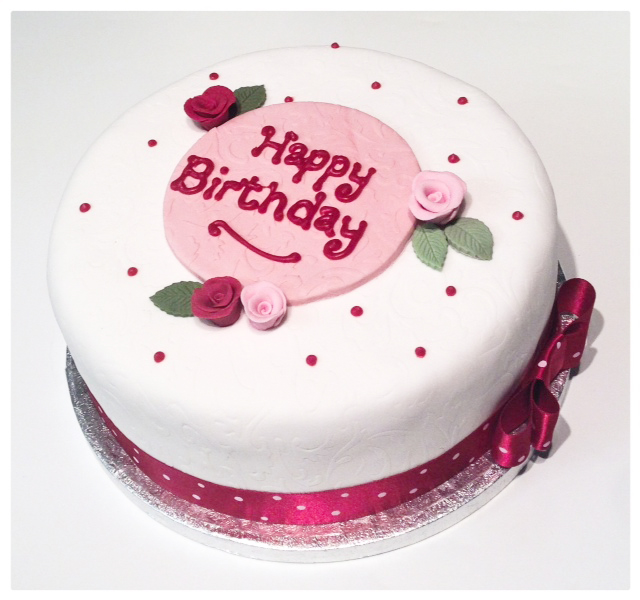 Gluten Free Birthday Cake Delivery London