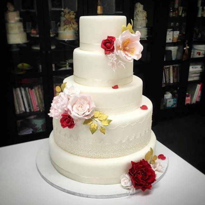 Cake Consultation Product Categories Peace Of Cake London - Selfridges Wedding Cakes